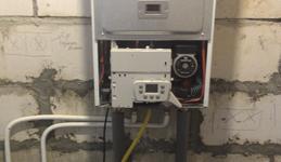 Наклейка на батарею отопления